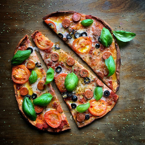 Foods That Prevent Sleep - Pizza