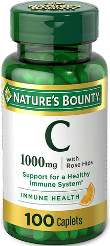 Hormone Balance Supplements - Vitamin C