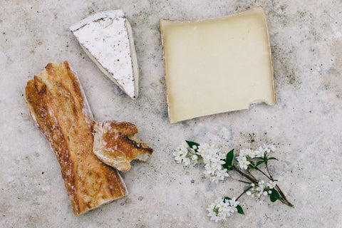 Fertility Boosting Foods - Mature Cheeses