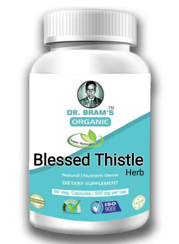 Blessed Thistle - Lactation Booster