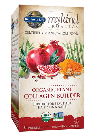 Vegan Collagen Supplements - Garden of Life Organic Plant Collagen Builder