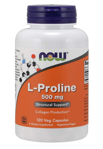 L-Proline - Vegan Collagen Sources