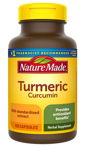 Turmeric - PMS Supplements