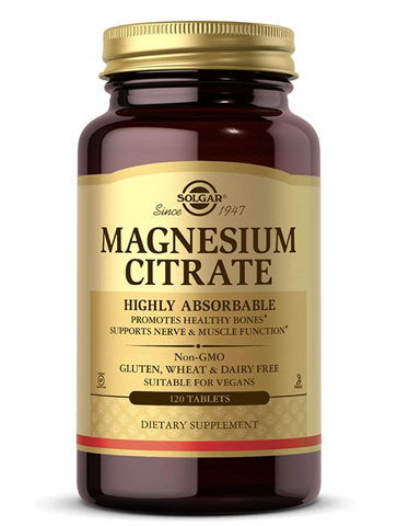 Magnesium - Mood Booster Supplement
