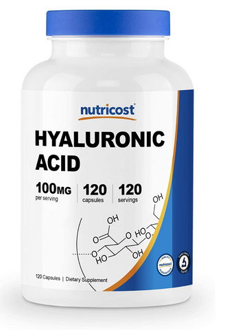 Hyaluronic Acid - Vegan Collagen Sources