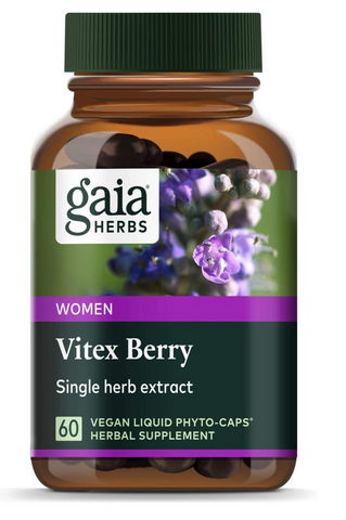 Vitex (Chasteberry) - PMS Supplements