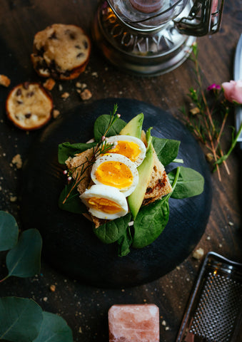 Fertility Boosting Foods - Egg Yolks