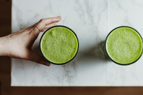 Green Goodness Lactation Smoothie