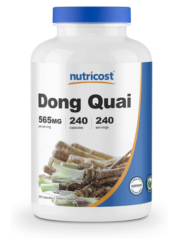 Dong Quai - PMS Supplements