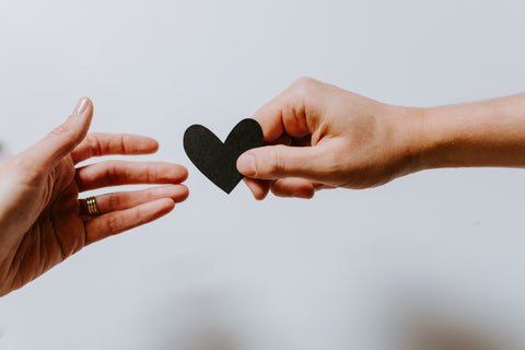 Practice Random Acts of Kindness - Natural Mood Boosters