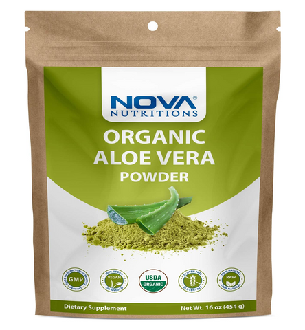 Aloe Vera - Vegan Collagen Sources