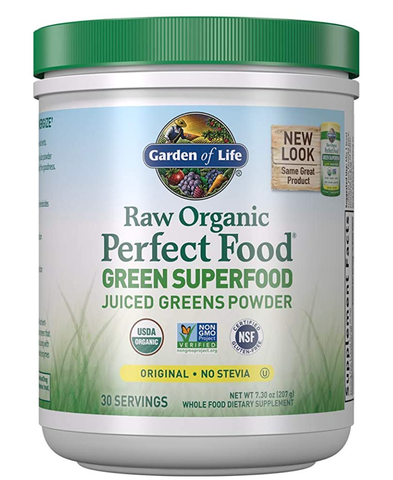 Garden of Life Superfood Juiced Greens