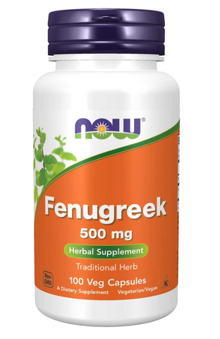 Fenugreek - Hormone Balance Weight Loss