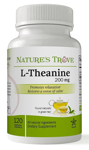 Sleep Supplements - L-Theanine