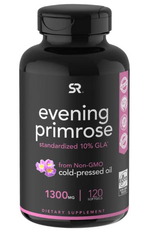 Evening Primrose Oil - PMS Supplements