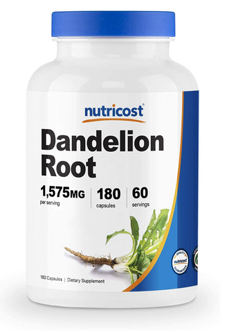 Dandelion root - Hormone Balance Weight Loss