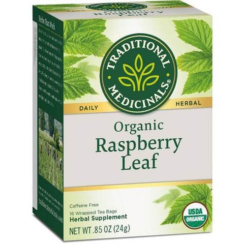 Hormone Balance Supplements - Raspberry Leaf