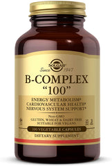 B complex helps your body with stress relief