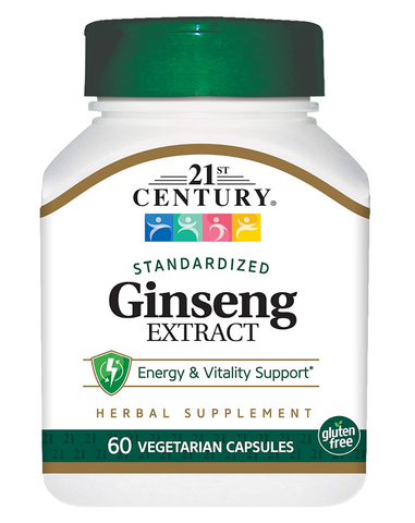 Ginseng - Vegan Collagen Sources