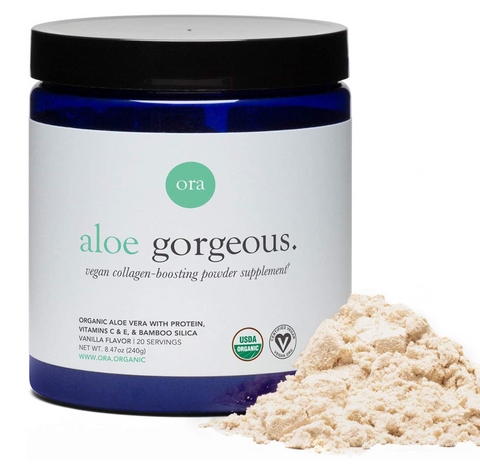 Vegan Collagen Supplements - Ora Organic Vegan Collagen-Boosting Powder