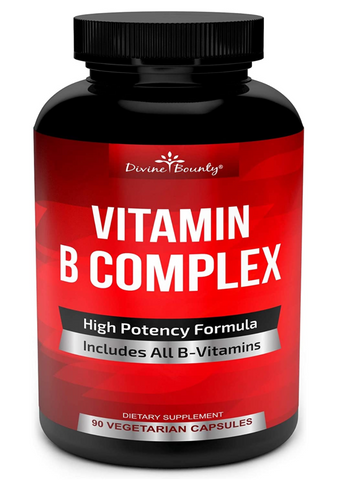 Vitamin B complex - Energy Supplements
