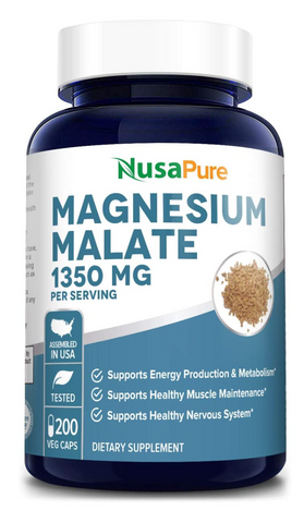 Magnesium - Energy Supplements