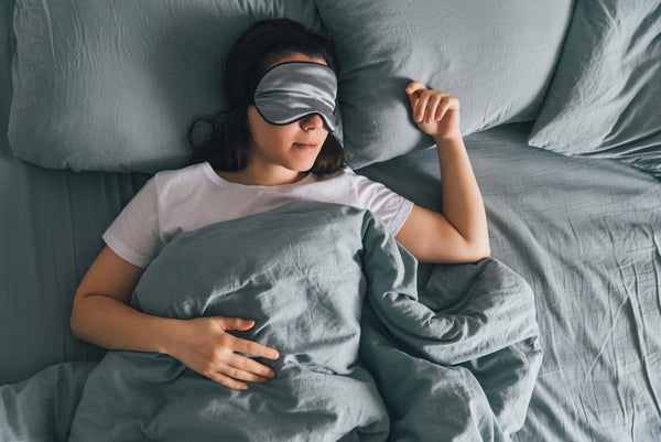 Sleep is essential for stress relief tips