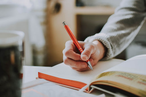 Journalize and writ down whatever you feel