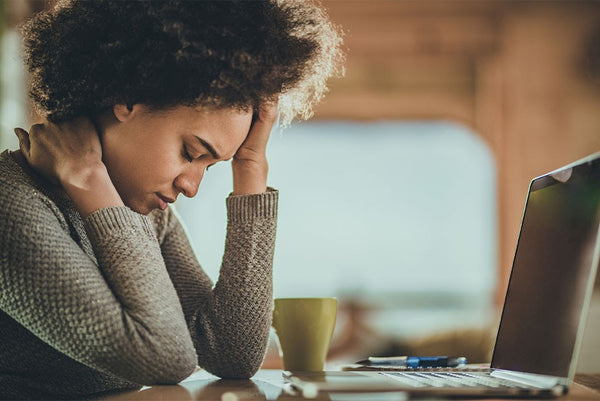 feeling fatigued could be a hormone imbalance sign