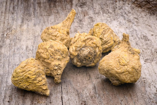 Maca is an adaptogenic herb that helps with hormone balance