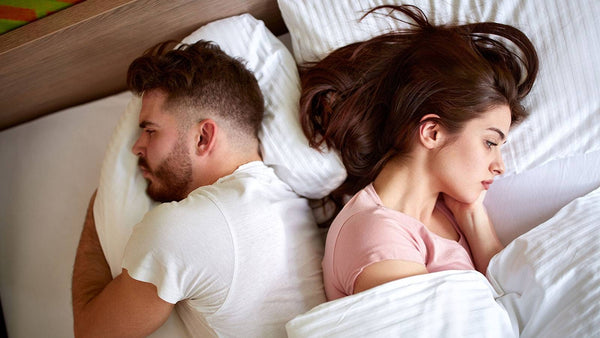 Low libido could be a sign of hormonal imbalance