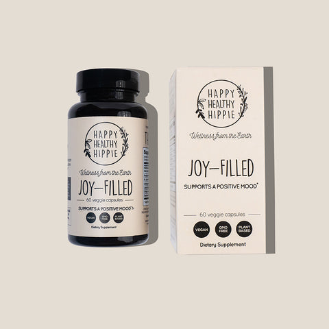 Joy filled is one of the stress relief supplements