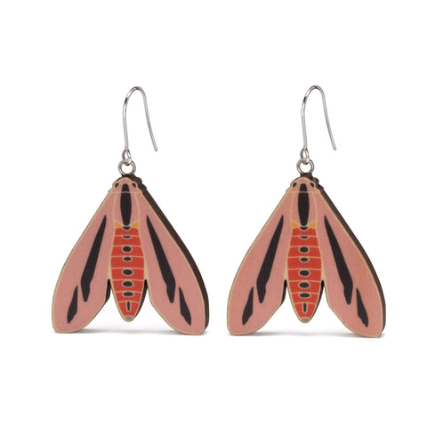 MINI PINK SPLENDOUR EARRINGS