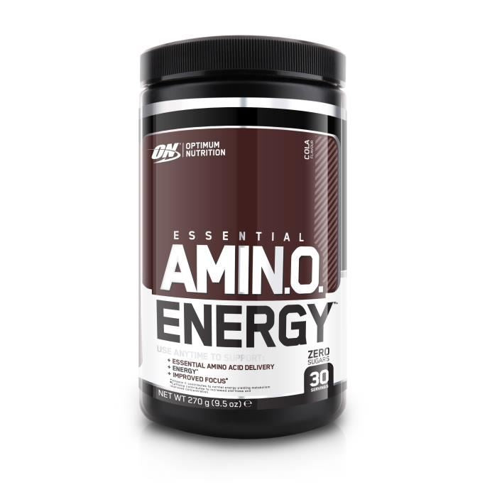 OPTIMUM NUTRITION Amino Energy Cola 270 g + Gourde Glacée