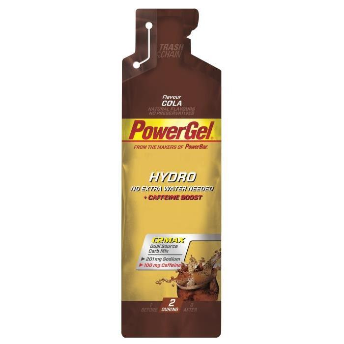 POWERBAR Lot de 24 Hydro Gels - Coca - 67 ml