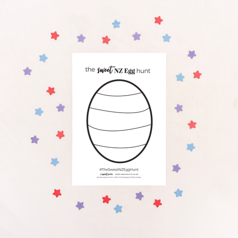 The Sweet NZ Egg Hunt - Egg 1