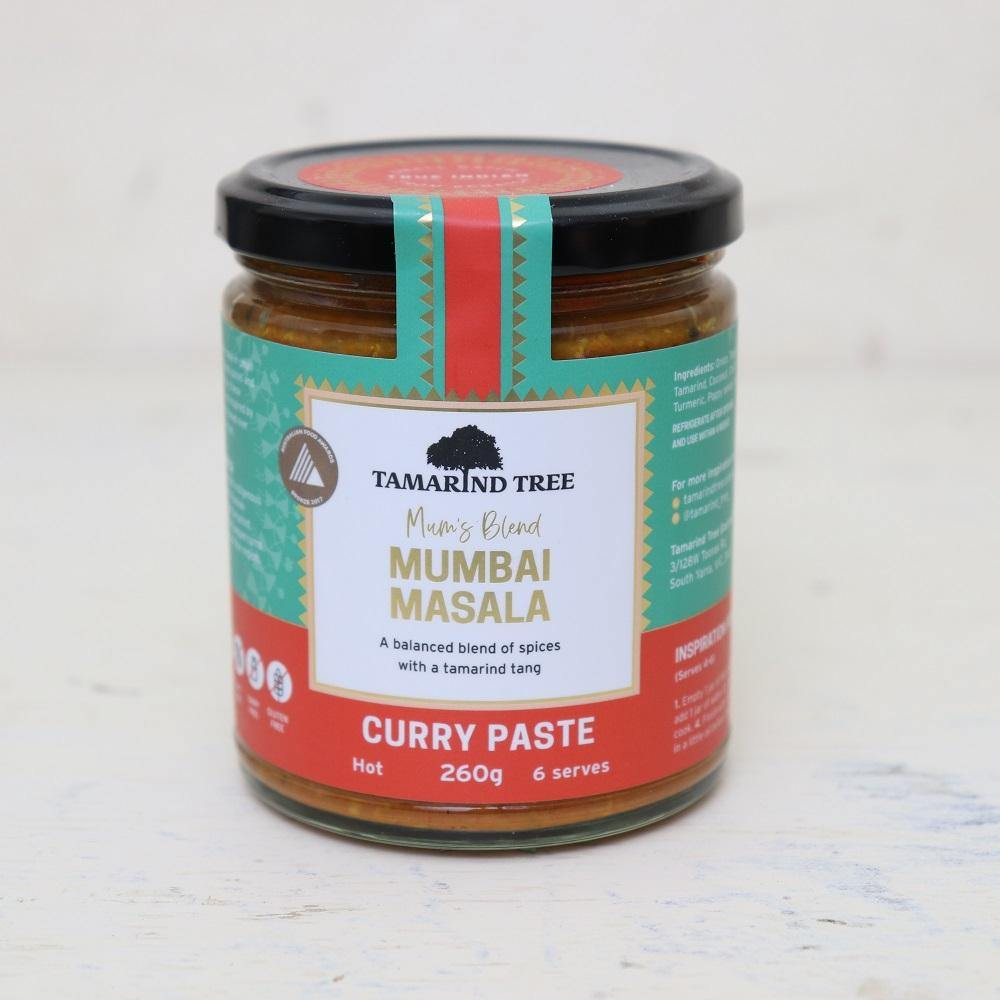 Load image into Gallery viewer, Mumbai Masala Mum's Blend Curry Paste - Hot