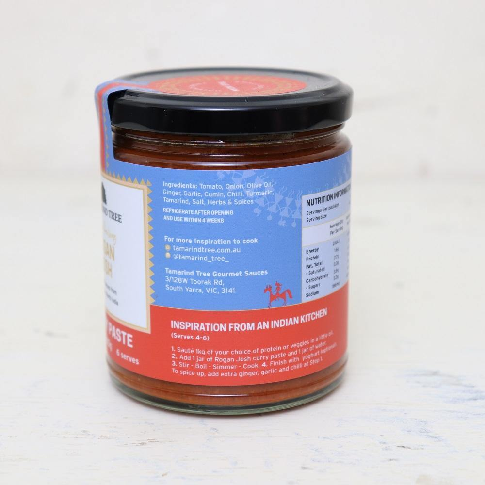Load image into Gallery viewer, Rogan Josh Indian Railway Curry Paste - Hot