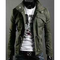 Military Style Winter Jackets - Sell-off