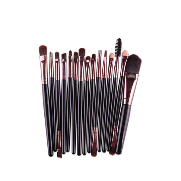 15 Pcs/Set Makeup Brush - Sell-off