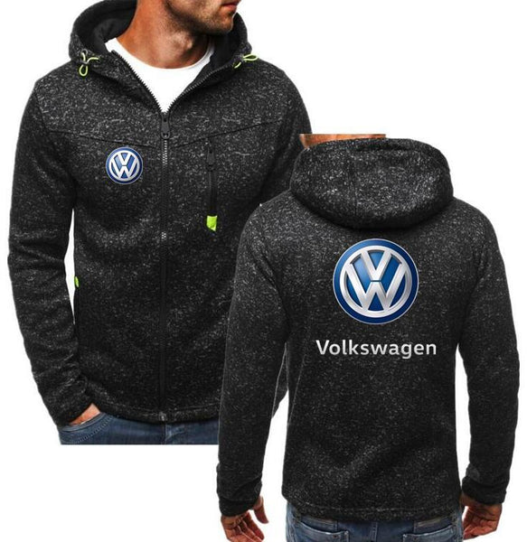 VW Men's Volkswagen hoodie Jacket - Sell-off
