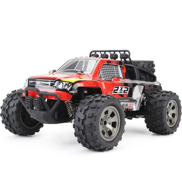 2019 New RC Car 2.4G 4CH Rock Crawlers Driving Car Drive Bigfoot Car Remote Control - Sell-off