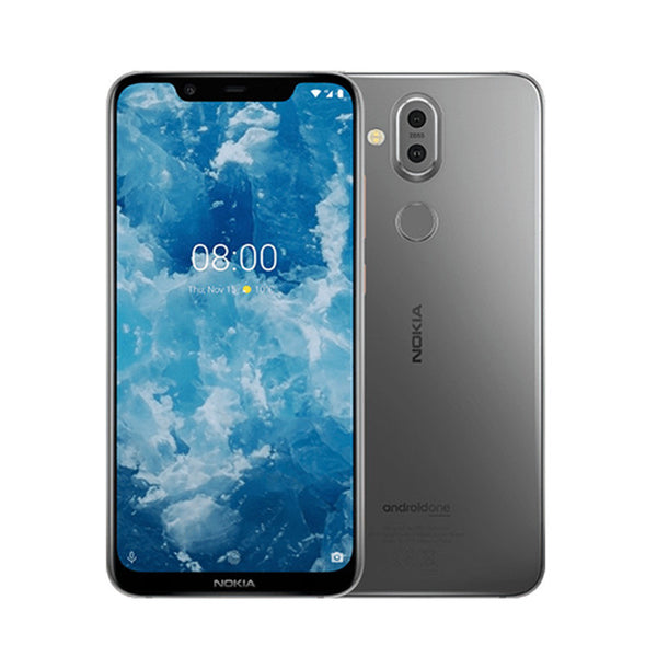 Global version NOKIA 8.1 Android 10 Mobile Phone - Sell-off