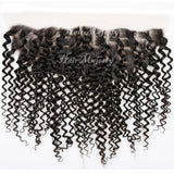 Ear to Ear Lace Curly Closure - Sell-off