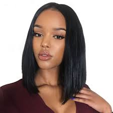 Exquisite Peruvian wigs with closure and adjustable wig cap - Sell-off