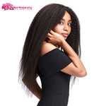 "16"" Kinky Straight Brazilian Hair - Sell-off"