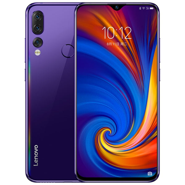 Lenovo Z5S Global ROM Android Cellphone - Sell-off