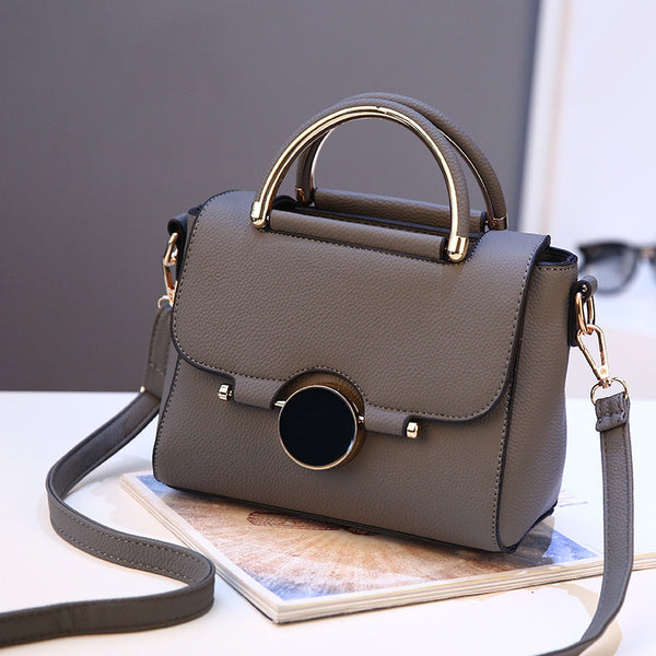 New Arrival Solid Hasp Square Bag For Women - Sell-off