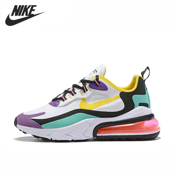 Women's Nike Air Max 270 React Running Shoes - Sell-off
