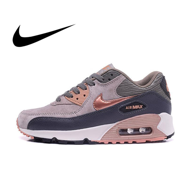 Nike AIR MAX 90 PREMIUM Women's Running Shoes - Sell-off